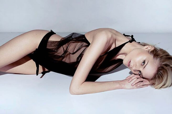 Profil polskiej modelki