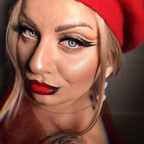 Influencer - Kinga Panewka (_kinia_makeup_)