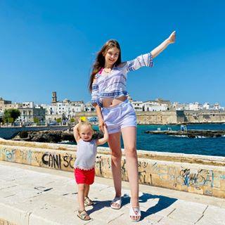 Influencer - Agnieszka Nowak  (familyintravels)